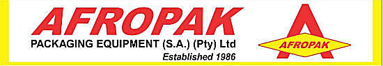 Form, fill & seal machines | Afropak Pty Ltd